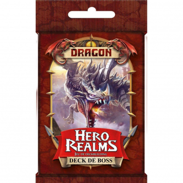 Hero Realms - Extension Deck de Boss : Dragon