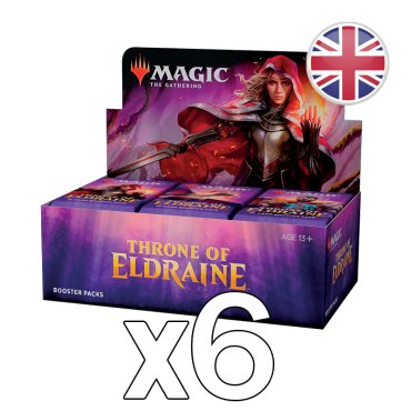 Throne of Eldraine Case EN