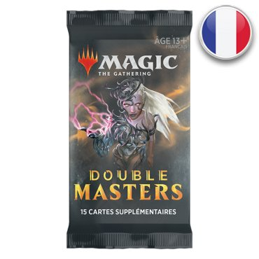 Booster Double Masters - Magic FR