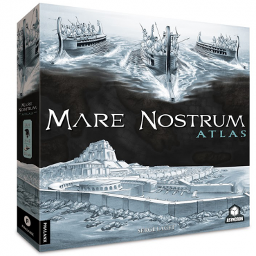 Atlas : Extension Mare Nostrum