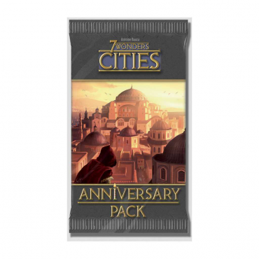 Pack Anniversaire Cities Extension 7 Wonders