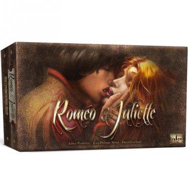 Roméo & Juliette - Acheter vos Jeux de société en famille & entre amis - Playin by Magic Bazar