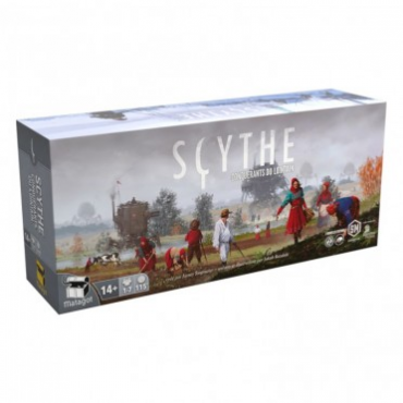 Scythe- Extension Conquérants du Lointain