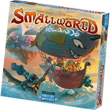 Sky Islands - Extension Smallworld
