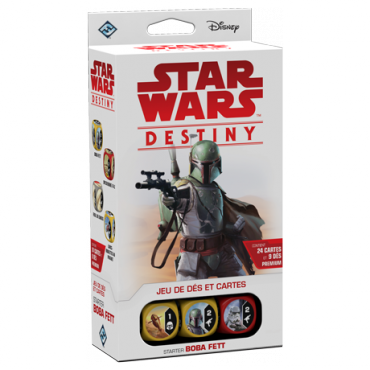 Starter Boba Fett (VF) - Star Wars Destiny
