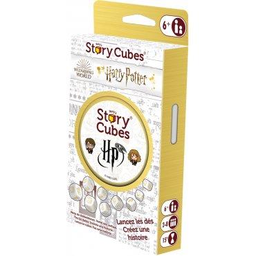 Boites de jeu Story Cubes Harry Potter