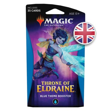 Blue Theme Booster - Throne of Eldraine EN
