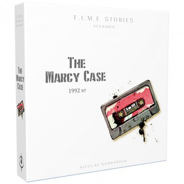 Time Stories - Extension The Marcy Case
