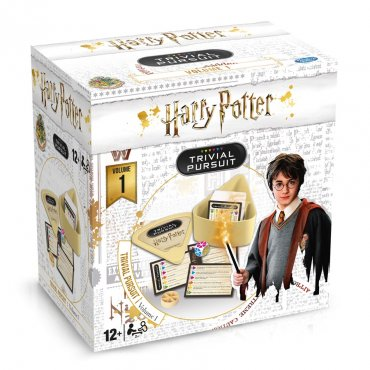 Trivial Pursuit Harry Potter V1
