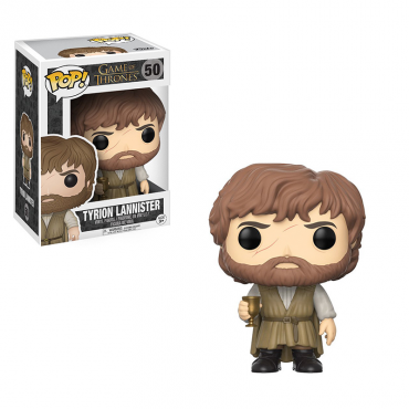 figurine funko pop tyrion lannister game of thrones. Black Bedroom Furniture Sets. Home Design Ideas
