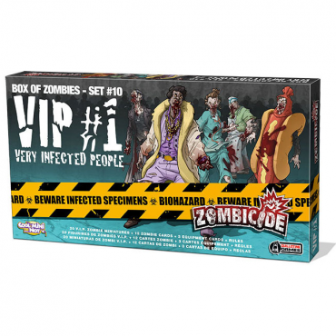Zombicide - Extension Very Infected People