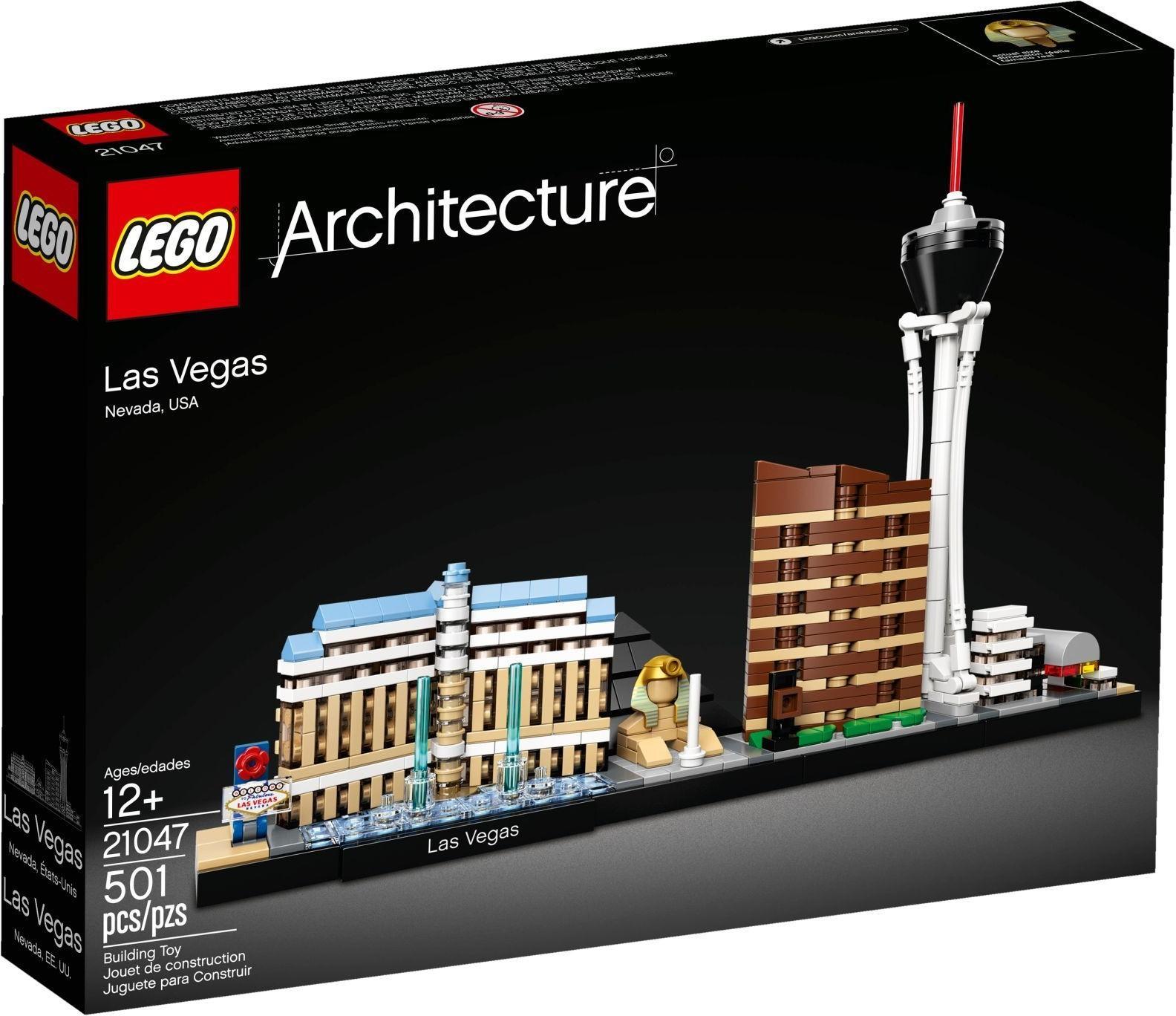 Lego® Las Vegas Magic Architecture Jouets Lego 21047 Vos Acheter IWH92ED