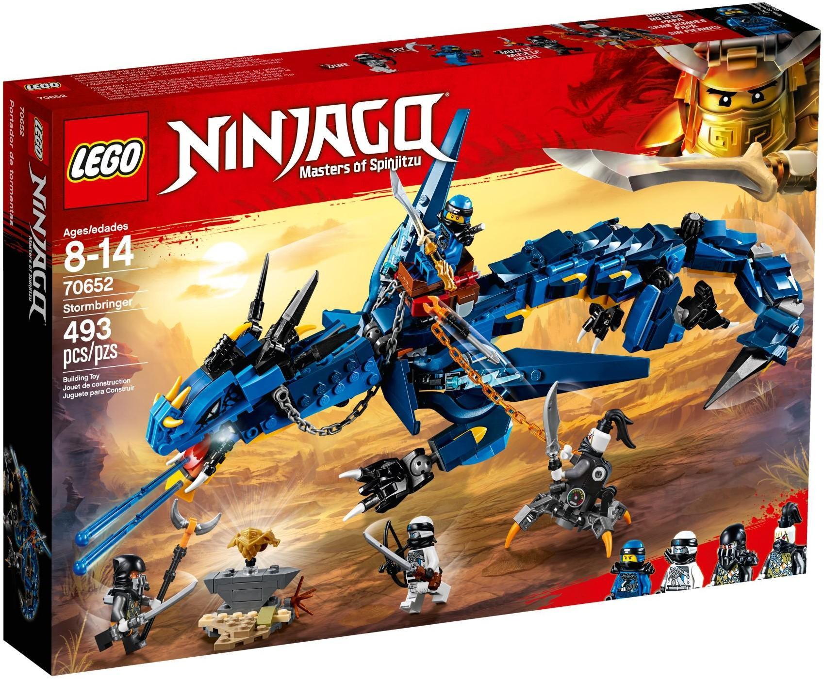 Lego® Stormbringer Lego® Ninjago Dragon Stormbringer Le Ninjago Dragon Le srCthdxQ