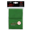 100 Ultra Pro Deck Protector Sleeves - Green