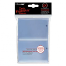 100 Ultra Pro Deck Protector Sleeves - Clear (Translucent)