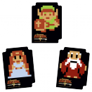 15 séparateurs The Legend of Zelda - Link version 8 bits