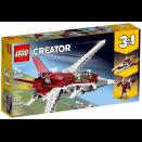 Boite de L\'avion futuriste LEGO® Creator 31086