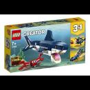 Boite de Les créatures sous-marines LEGO® Creator 31088