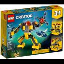 Boite de Le robot sous-marin LEGO® Creator 31090