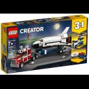 Boite de Le transporteur de navette LEGO® Creator 31091