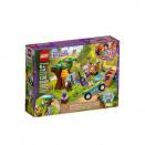 Boite de L'aventure dans la forêt de Mia LEGO® Friends 41363