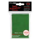 50 Ultra Pro Deck Protector Sleeves - Green