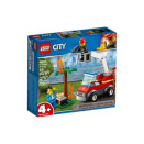 L'extinction du barbecue LEGO® City 60212