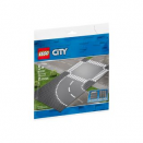 Virage et carrefour LEGO® City 60237