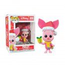 Boite de Figurine Funko Pop! Porcinet Holiday - Disney - 615