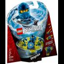 Boite de Toupie Spinjitzu Jay LEGO® NINJAGO® 70660