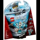 Boite de Toupie Spinjitzu Zane LEGO® NINJAGO® 70661