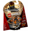 Boite de Toupie Spinjitzu Cole LEGO® NINJAGO® 70662