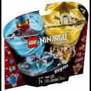 Boite de Toupies Spinjitzu Nya & Wu LEGO® NINJAGO® 70663