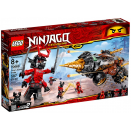 Boite de La foreuse de Cole LEGO® NINJAGO™ 70669
