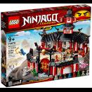 Boite de Le monastère de Spinjitzu LEGO® NINJAGO™ 70670