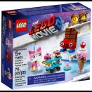Boite de Les meilleurs amis d'Unikitty LEGO® Movie 2™ 70822