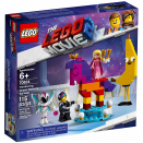 La Reine aux mille visages LEGO® Movie 2™ 70824