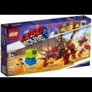 Boite de Ultrakatty et la guerrière Lucy ! LEGO® Movie 2™ 70827