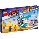 Le vaisseau spatial Systar de Sweet Mayhem ! LEGO® Movie 2™ 70830
