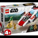 Boite de Chasseur Stellaire Rebelle A-Wing LEGO® Star Wars™ 75247