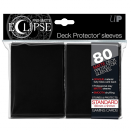 80 Sleeves Eclipse Pro-Matte Black