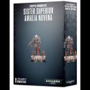 Boite de Sister Superior Amalia Novena - W40K : Adepta Sororitas