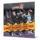 Zombicide - Game Tiles Angry Neighbors