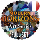 Série d'illustrations Horizons du Modern Collection complète VF