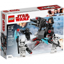 Battle Pack experts du Premier Ordre 75197