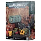 Battlezone : Manufactorum - Munitorum Aroured Containers 64-98 - Warhammer 40000