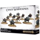 Beasts of Chaos : Chaos Warhounds - Warhammer Age of Sigmar