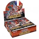 Display of 24 Mystic Fighters Booster Packs Yu-Gi-Oh! FR