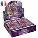 Box of 24 Fusion Enforcers booster packs Yu-Gi-Oh! FR