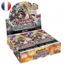 Boite de 24 boosters Les Poings des Gadgets Yu-Gi-Oh! VF